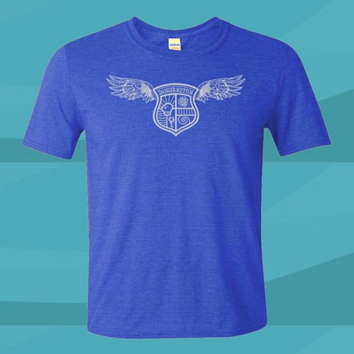 DANGERMUFFIN-WING-TEE-BLUE